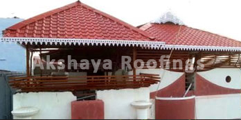 Kerala Style Roofing Contractor in Chennai