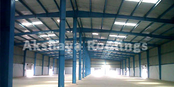 Industrial Roofing Sheds Contractors in Chennai