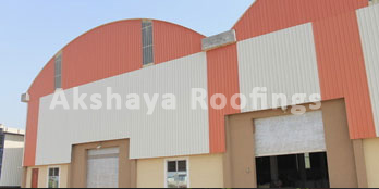 Warehouse Roofing in Chennai