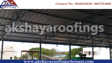Metal Roofing Contractor in Chennai