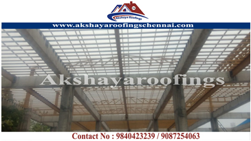 Badminton Court Roofing Contractors in Chennai