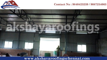 Puff Panel Roofing Contractors in Chennai