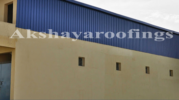 Godown Shed Roofing Contractors in Chennai