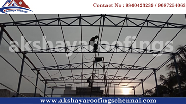 Factory Shed Roofing Contractors in Chennai